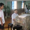 声乐班钢琴辅导